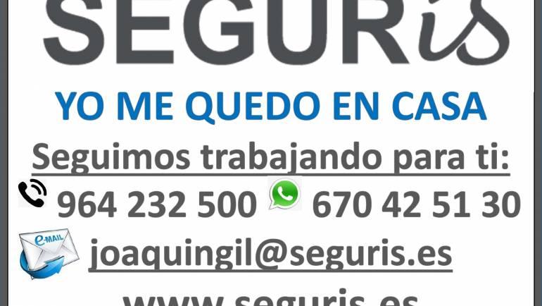 Comunicado SEGURIS covid-19