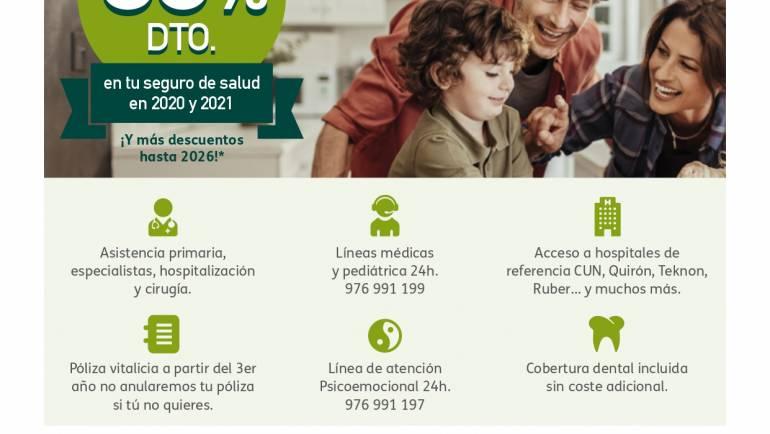Oferta seguro de salud DKV