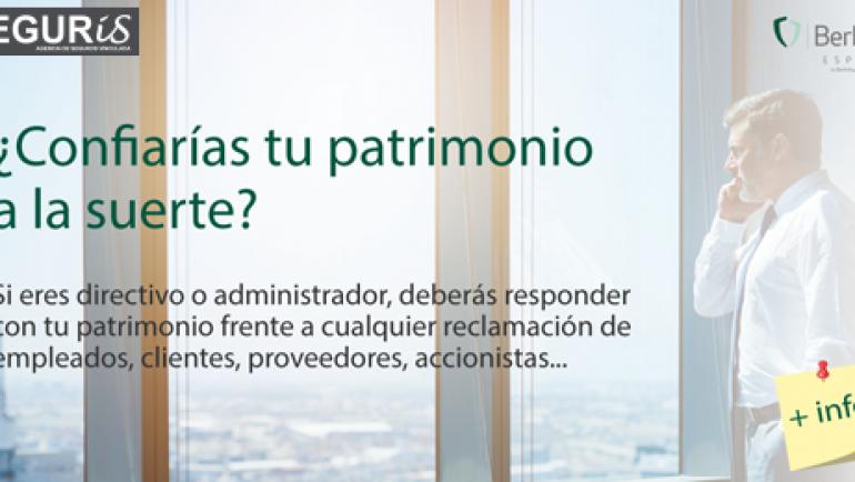 Poliza D&O Responsabilidad Civil, Administradores y Directivos.