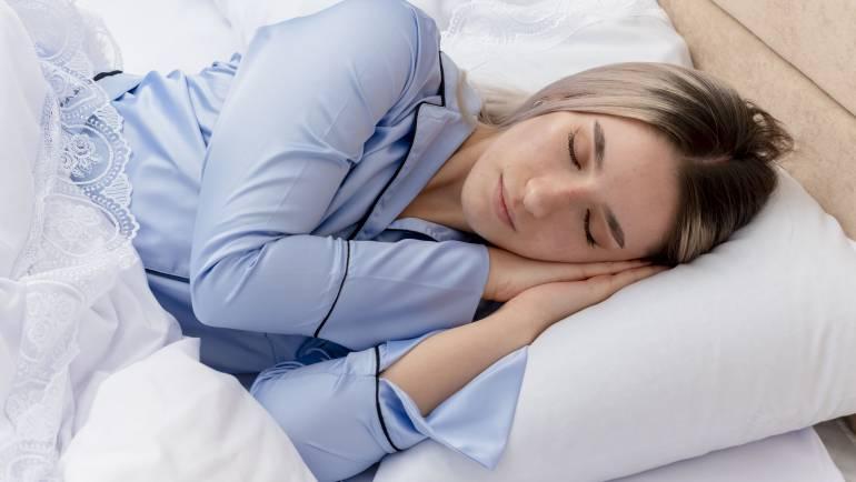 Seis consejos para mejorar el sueño.